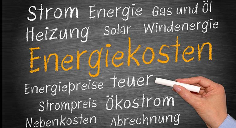 Energiepreise: Mehr Vorsorge hätte geholfen