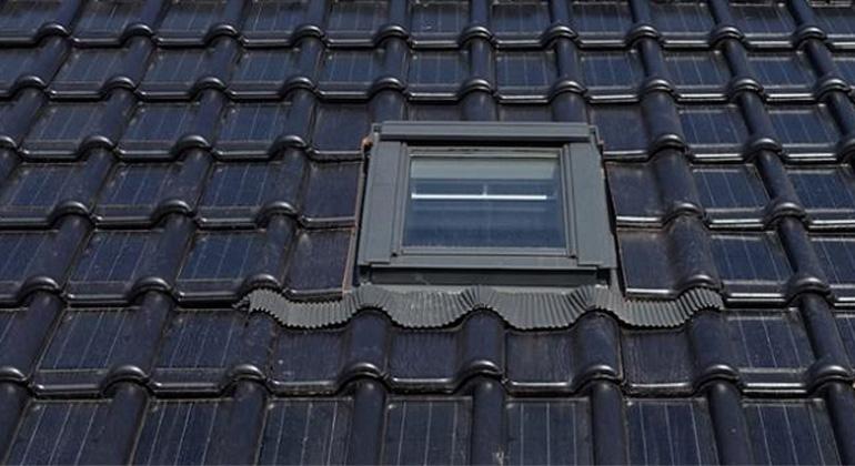 ZEP B.V. / Die Photovoltaik ist nur aus der Nähe erkennbar