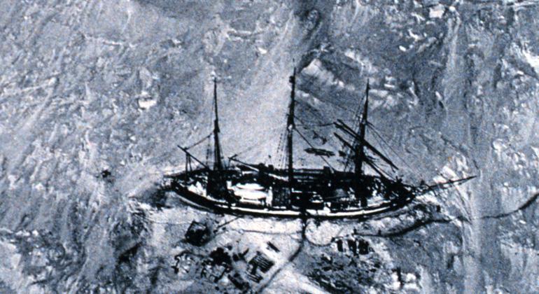 Antarctic explorers help make discovery – 100 years after their epic adventures