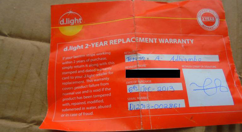 Designing (for) solar waste from Nairobi