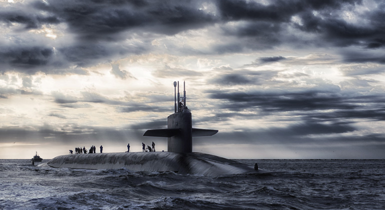 British attachment to nuclear submarines drives bias towards nuclear power