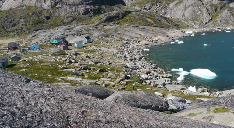 Solarstrom rechnet sich auf Grönland
