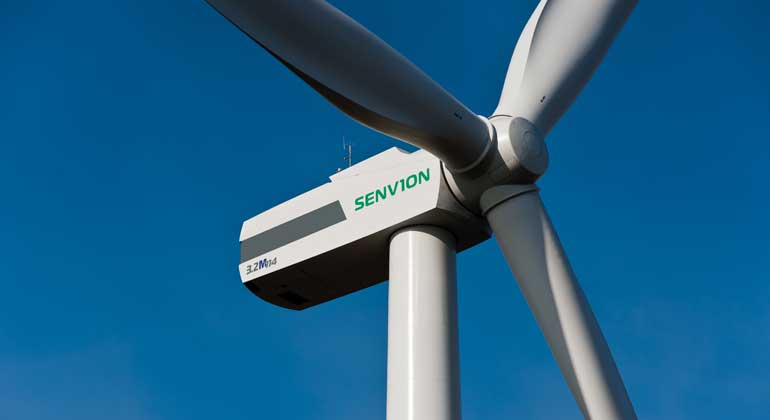 Senvion wins firm framework over more than 500 MW in India