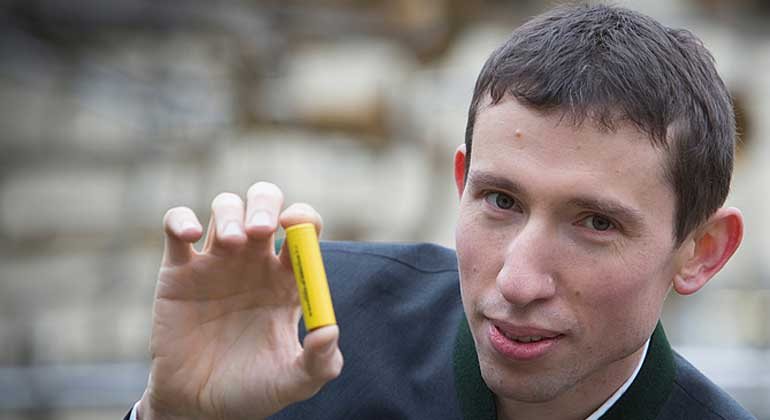 Energy hybrid: Battery meets super capacitor