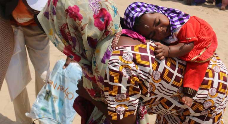Vergessene Krise in West-Afrika zwingt 9,2 Millionen Menschen zur Flucht
