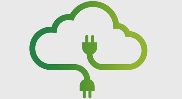 Strom-Cloud heißt die Zukunft im Energiemarkt