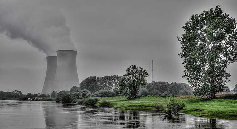 18 grenznahe Atomkraftwerke bieten ein hohes Risiko