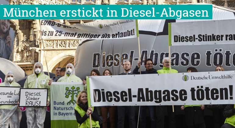 DUH | Sophie Wanninger | München | Jetzt mitmachen und die Aktion per E-Mail unterzeichnen!