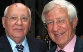 Bigi Alt | Michael Gorbatschow und Franz Alt