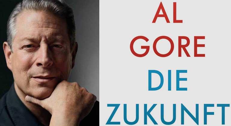 "algore.com | Pantheon Verlag | Al Gore ""Die Zukunft"""