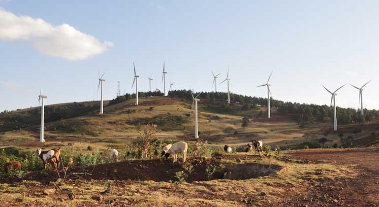 Berkeley Lab | Grace Wu | Windräder nahe Nairobi/Kenia: ein sinnvoller Ansatz