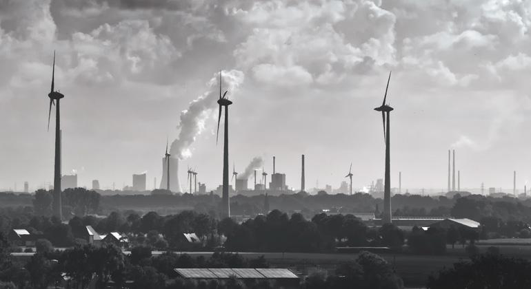 pixabay.com | Foto-Rabe | Die deutschen Klimaziele für 2020 sind de facto nicht mehr zu erreichen, die Bundesregierung zeigt sich wenig ambitioniert.
