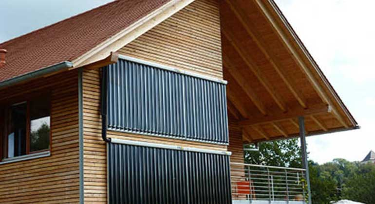 Bundesverband Solarwirtschaft e.V. | Wärmespeicher reduzieren die Betriebszeiten der Heizung und die Betriebskosten.