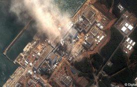 Tepco | digitalglobe | Fukushima