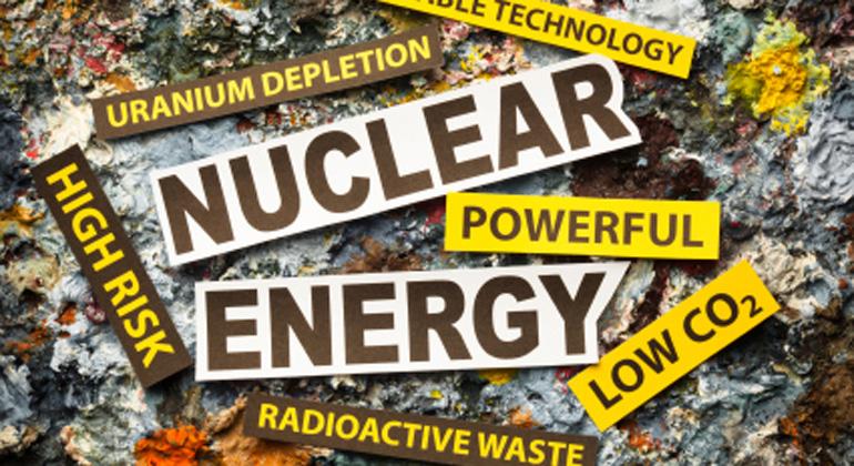 istockphoto.com | esolla | Das Nutzen von nuklearer Energie bleibt weltweit ein Risiko.