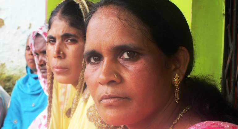 ANDHERI HILFE | Roshan Ara ist eine der engagiertenMitarbeiterinnen von Chotanagpur Sanskritik Sanghi.