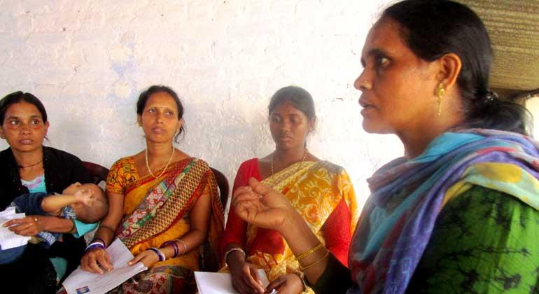 ANDHERI HILFE | Die ANDHERI HILFE fördert die Arbeit dieser Organisation in Ranchi, Jharkhand/Indien.