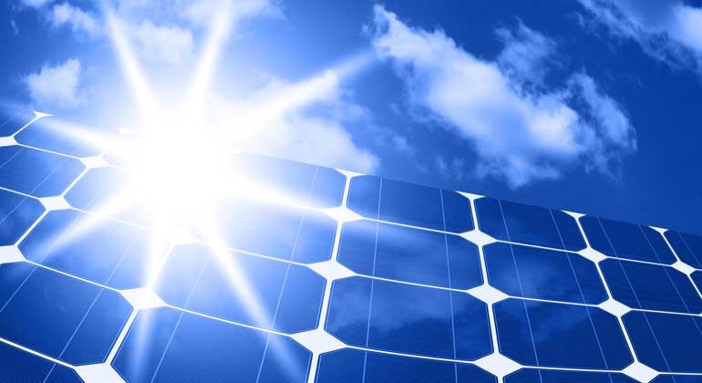 Studie zur Photovoltaik: Auch Sonnenstrom braucht Ressourcen