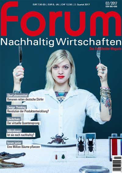 forum Heft 02/2017
