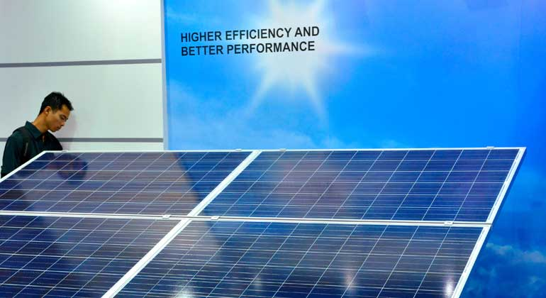 Operating and Maintaining large-scale PV power plants – a constantly growing business sector