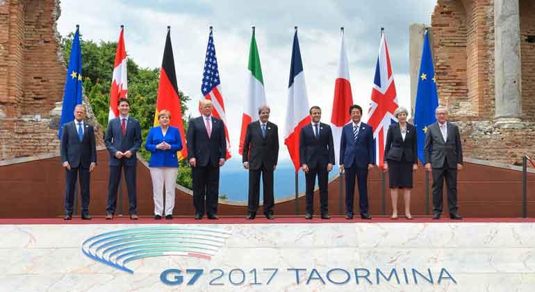g7italy.it | Vertice G7