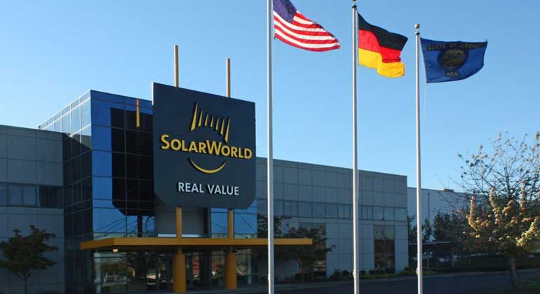 SolarWorld Americas maintains full operation