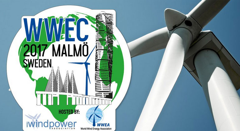 16th World Wind Energy Conference