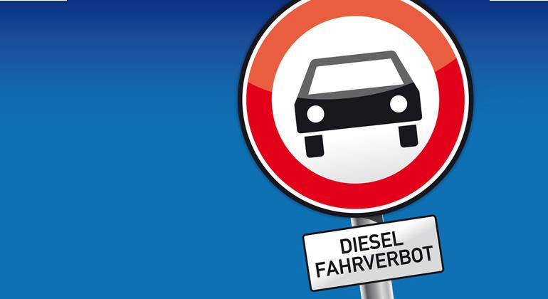 Fotolia.com   Trueffelpix   Der von der Landesregierung vorgelegte Entwurf des Luftreinhalteplans enthält keine ausreichenden Maßnahmen zur Verringerung der Luftbelastung – Gericht lehnt Software-Updates für Diesel-Pkw als ungeeignete Maßnahme ab.