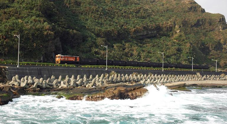 Kutrain/Wikimedia Commons | Künftig soll der Kohlezug in Taiwan weniger transportieren.