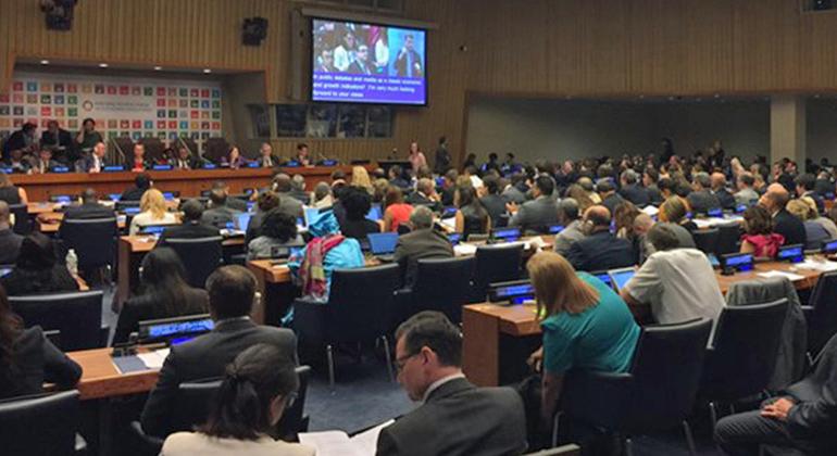 BMUB | Stefan Klose | UNO-Konferenz zur Umsetzung der Agenda 2030