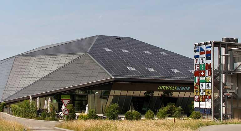 FH Zentralschweiz | Umwelt Arena Schweiz