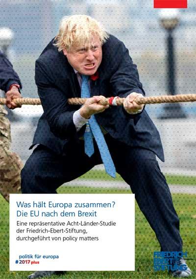 Friedrich-Ebert-Stiftung | EU-Bürger wollen mehr europäische Kooperation