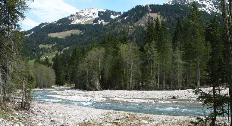 pixabay.com | Neustart | Österreichs Flüsse sind die Lebensadern des Landes.
