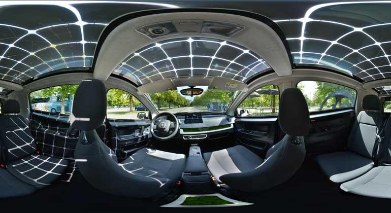 Sono Motors GmbH   Interessierte können den Prototypen des Sion in vielen deutschen Städten sowie Brüssel, Amsterdam und Paris probefahren.