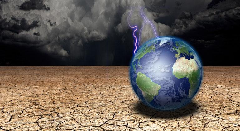Bis 2050 Lebensraum von mehr als einer Milliarde Menschen bedroht