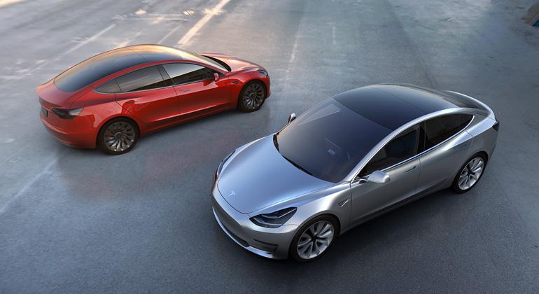 Tesla Motors | Tesla Model 3