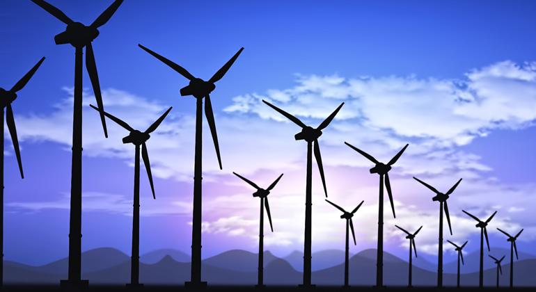 Halbjahreszahlen Windenergie an Land