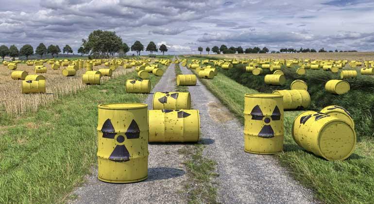 Suche nach Atommüll-Endlager