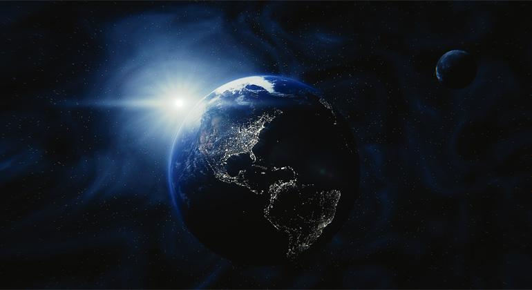 pixabay.com | GooKingSword | Seit 1990 hat sich der sogenannte Strahlungsantrieb der Erde durch die zunehmende Treibhausgas-Konzentration um 40 Prozent erhöht; allein von 2015 zu 2016 waren es 2,5 Prozent.