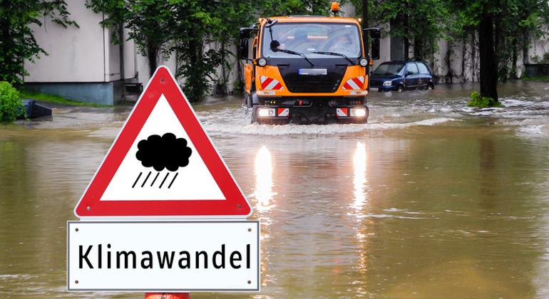 Fotolia.com | animaflora | Die Niederschlagsmenge hat sich in Hamburg und Norddeutschland vor allem im Winter erhöht.