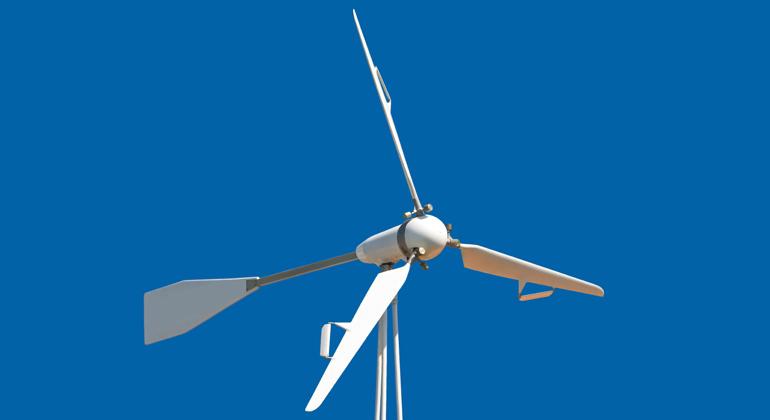 Alles über kleine Windanlagen für den Eigenbedarf