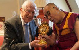 Manuel Bauer | Dalai Lama mit Franz Alt