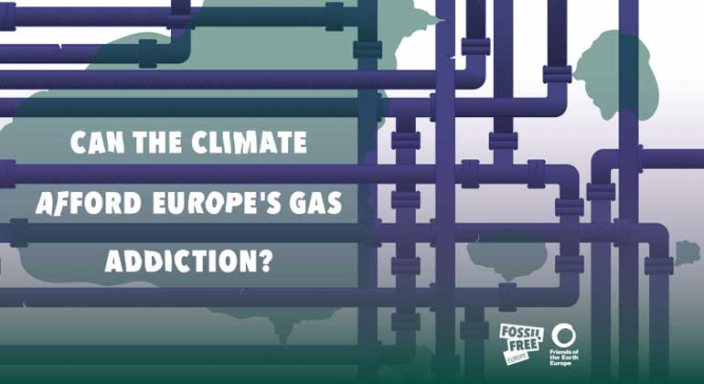 Europe can afford only 9 more years of fossil fuels for energy, climate science shows