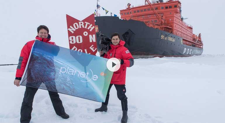 Kampf um die Arktis