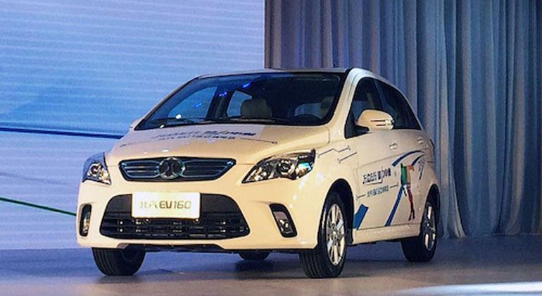 China: Weiterhin Vorfahrt für Elektroautos