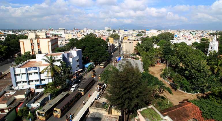 igb.fraunhofer.de | J. Jackson | Coimbatore City view