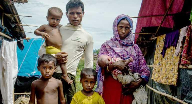 Rohingya-Flüchtlinge: Ohne Sicherheit und gleiche Rechte keine Rückkehr nach Myanmar