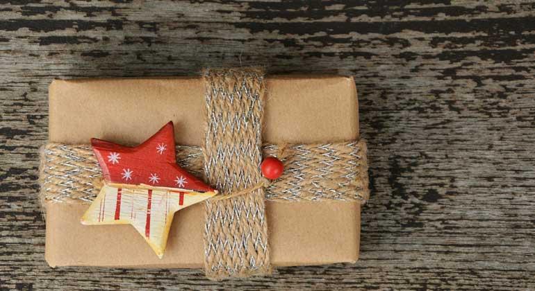 Kein Müllberg zur Weihnachtszeit