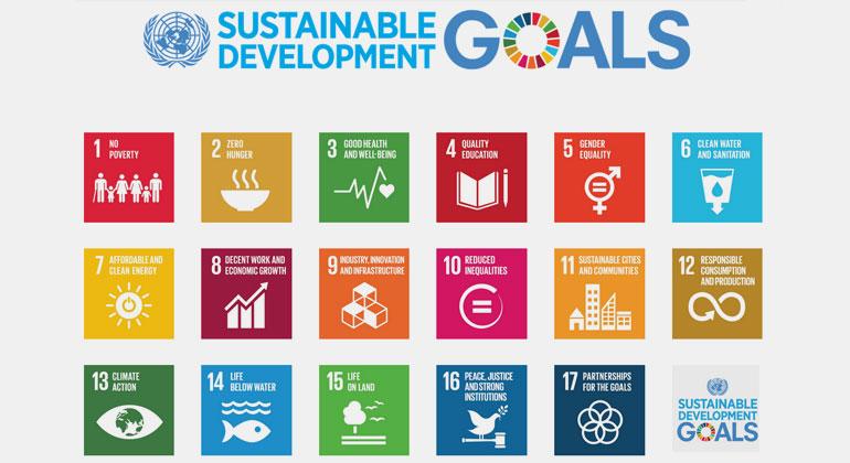 Sustainable Development Goals, kurz SDGs | Die 17 Ziele für eine nachhaltige Entwicklung