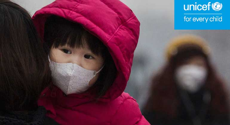 17 million babies under the age of 1 breathe toxic air, majority live in South Asia